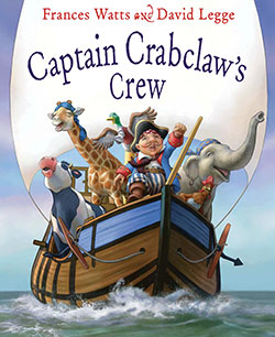 Captain Crabclaw's Crew
